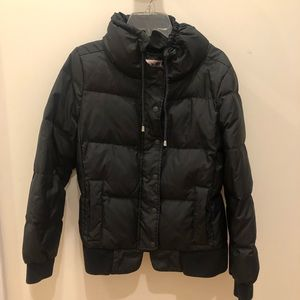 ✨JUICY COUTURE BLACK PUFFER JACKET✨